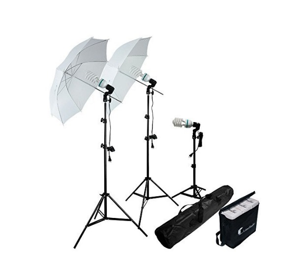 My 10 Favorite Stocking Stuffers for Photographers and Bloggers. I own and use all the items on the list. Listed in order of cost with links to each item. Light Umbrella Kit