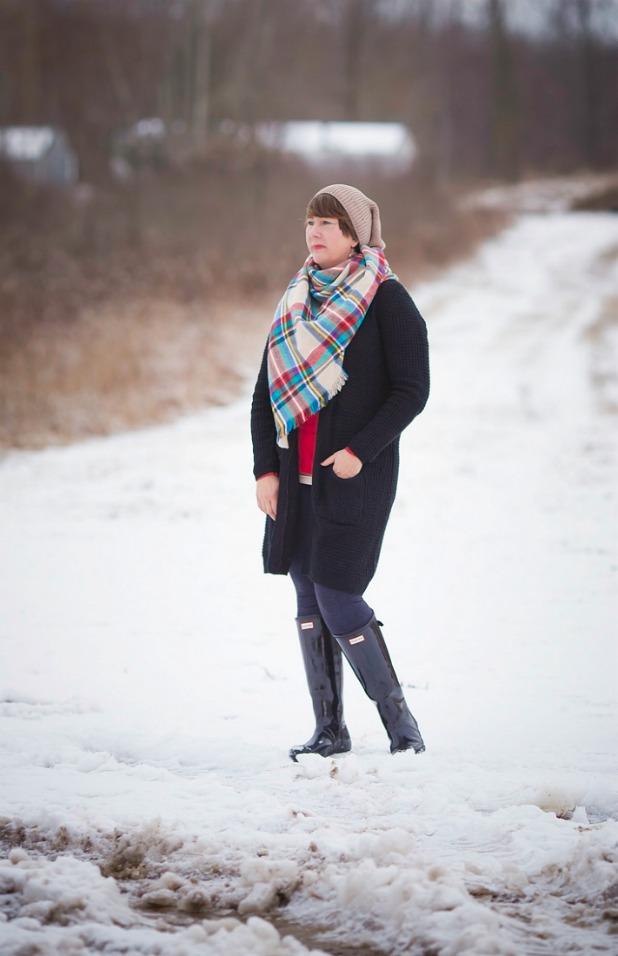 BlanketScarf