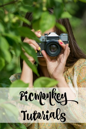 PicMonkeyTutorials
