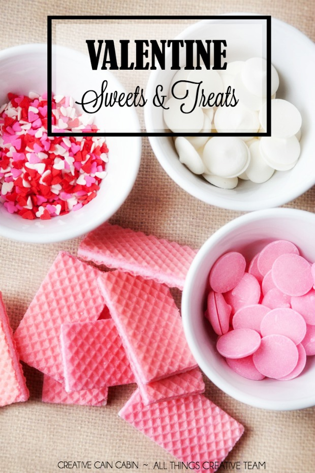 Treats & Sweets For Valentines