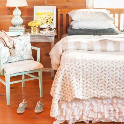 Mixed Bedding Using Neutrals