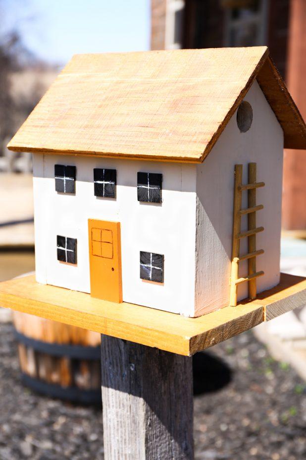 Birdhouse for Wrens