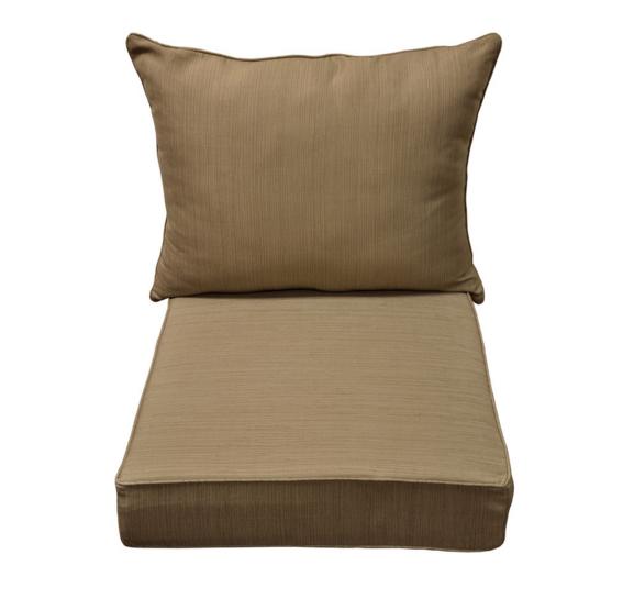 Neutral Seat Cushions