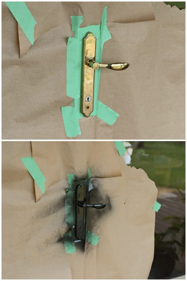 How to Prep a Door Knob For Painting