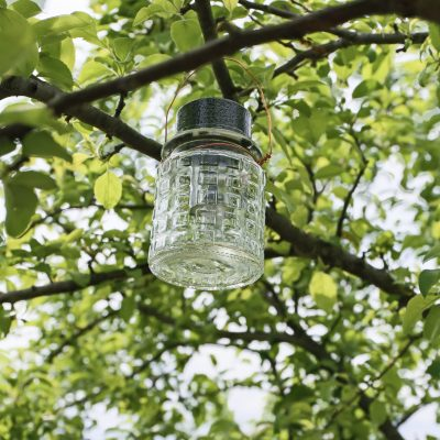 How To Make Solar Garden Lights {Video Tutorial}