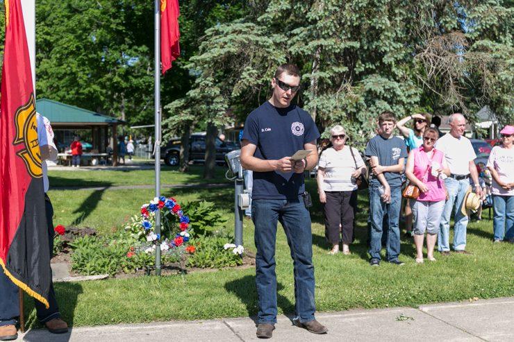 Firefighters Prayer