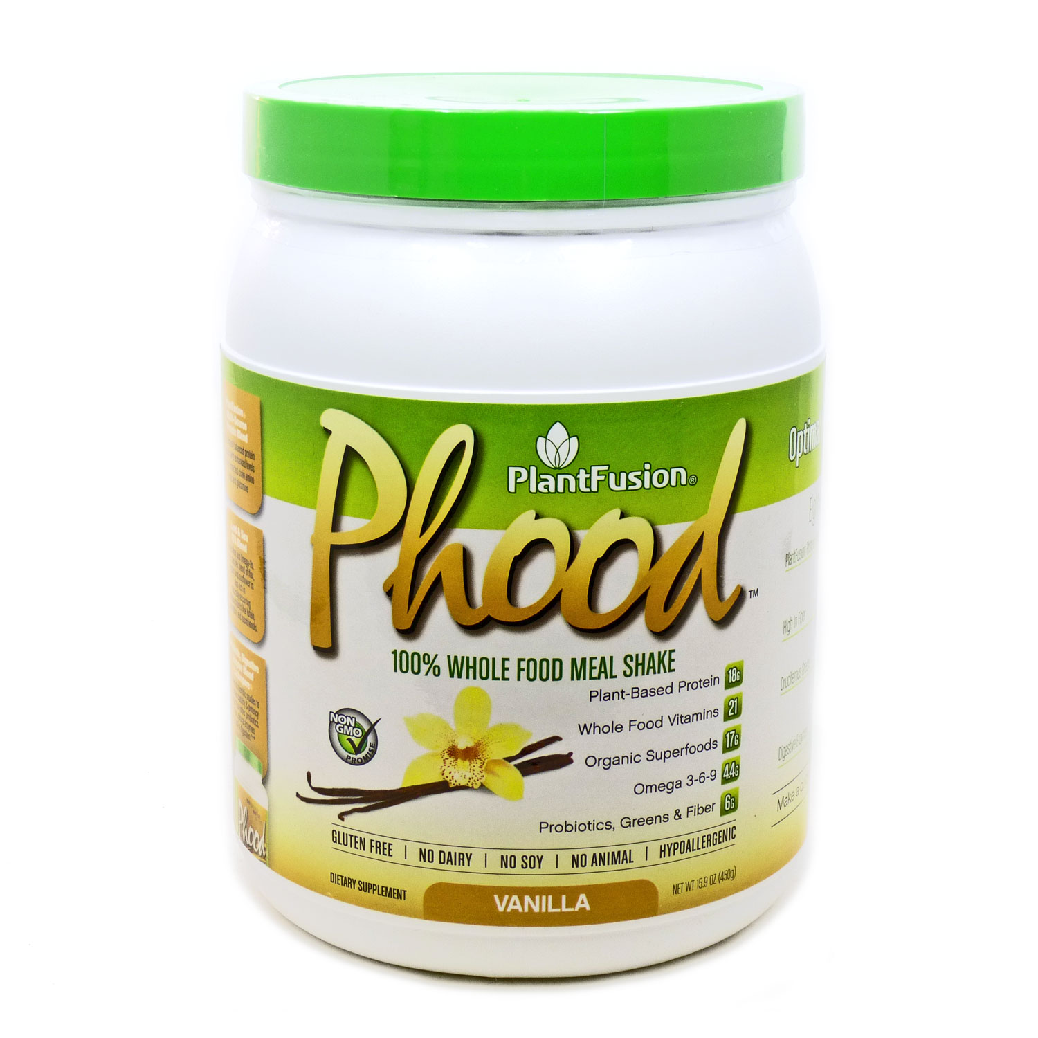 Phood Vanilla Protein Powder