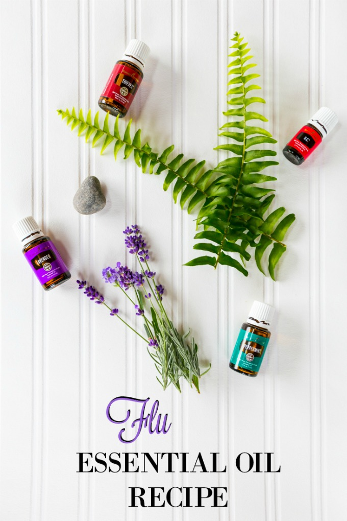 Essential Oil Recipe For The Flu