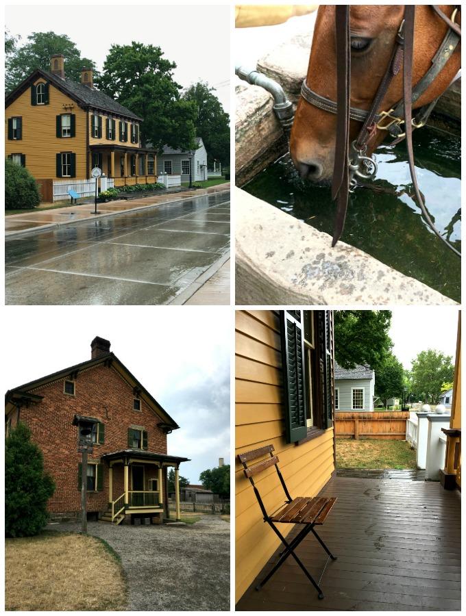 Greenfield Village Dearborn Michigan