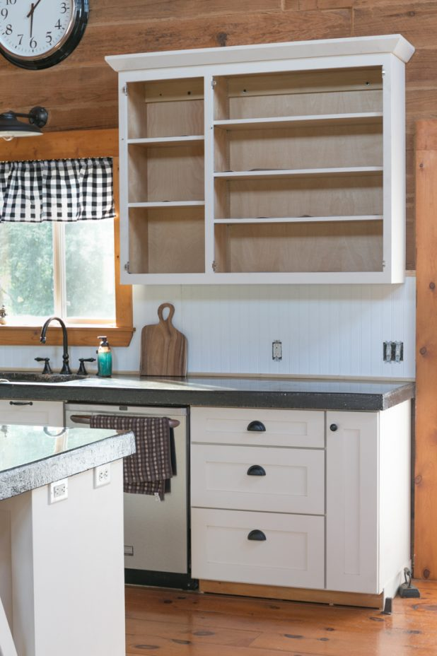 How To Add Beadboard Backsplash For $20