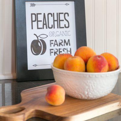 Farmhouse Fall Harvest Printables