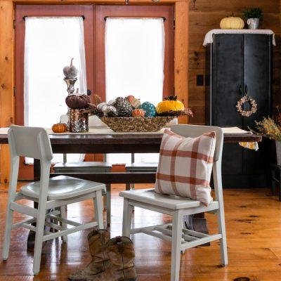 DIY Vintage Farmhouse Kitchen Sign