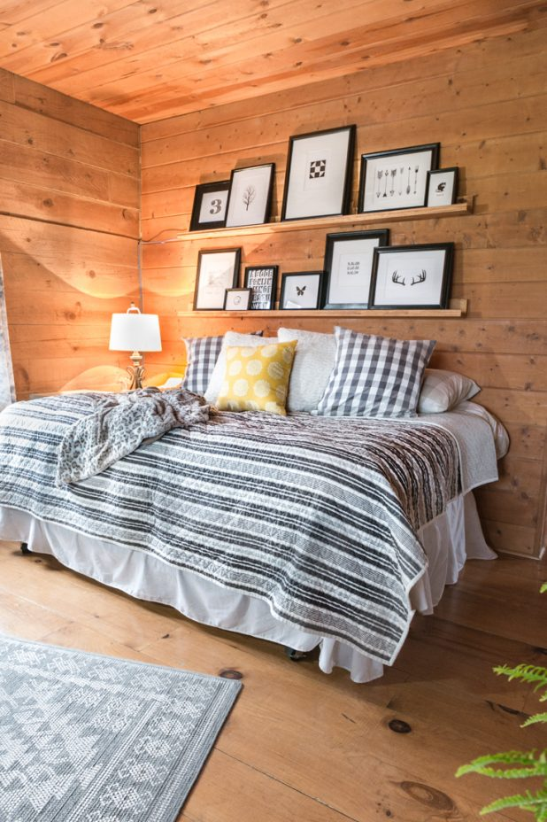 Gender Neutral Guest Bedroom & Home Office Combo