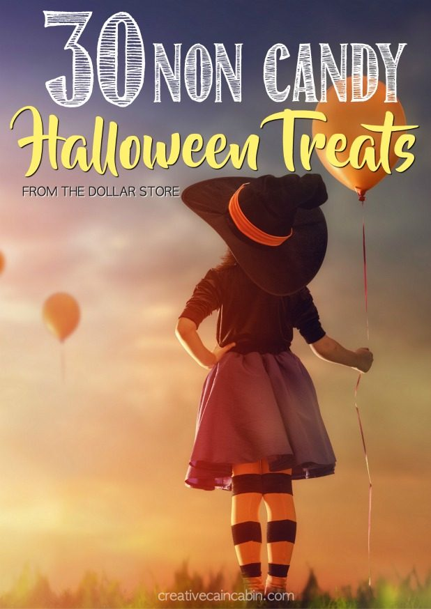 30 Non-Candy Halloween Treats From the Dollar Store