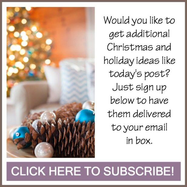 Christmas/Holiday Subscribe