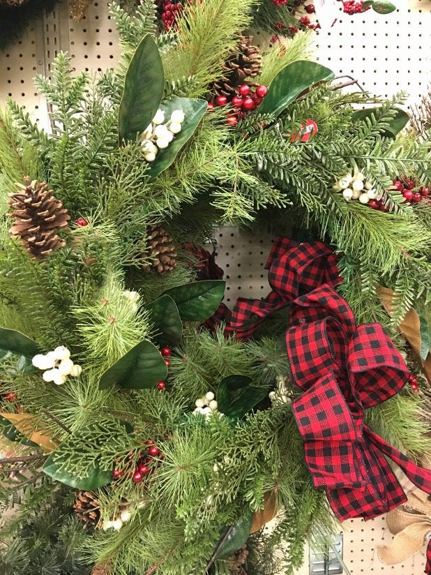 Hobby Lobby Christmas Wreath
