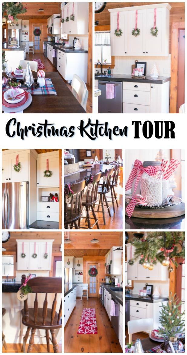 Christmas Kitchen Tour