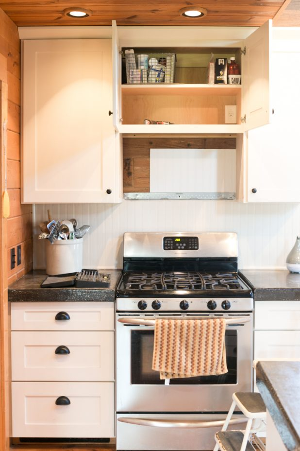 Installing a LG Over the Stove Microwave