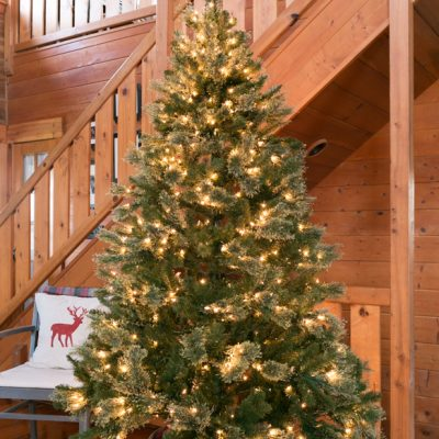 How To Assemble A Pre-Lit Artificial Christmas Tree