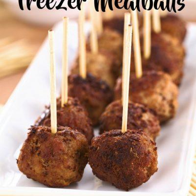Healthy, Paleo, Gluten-Free Meatballs