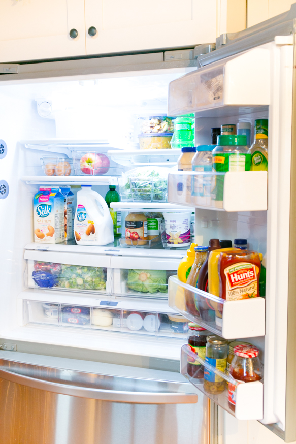 How to Organize a Refrigerator and Keep It That Way