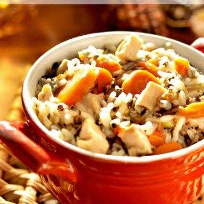 Panera Copycat Creamy Chicken & Wild Rice Soup Recipe
