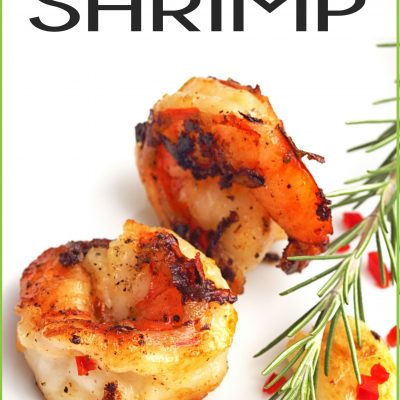 Blackened Shrimp Recipe Using An AirFryer
