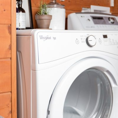 Small Space Laundry Room Changes