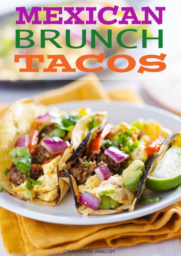 Mexican Breakfast Taco Recipe