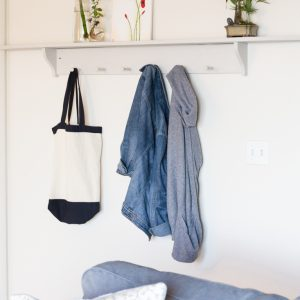Small Space Entry Idea