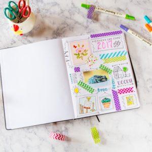 Planner & Journal Tips, Ideas, & Supplies