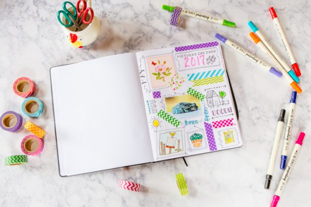 Art Journal Tips, Idea, and Supplies. If you are a beginner you need to read this before making a purchase