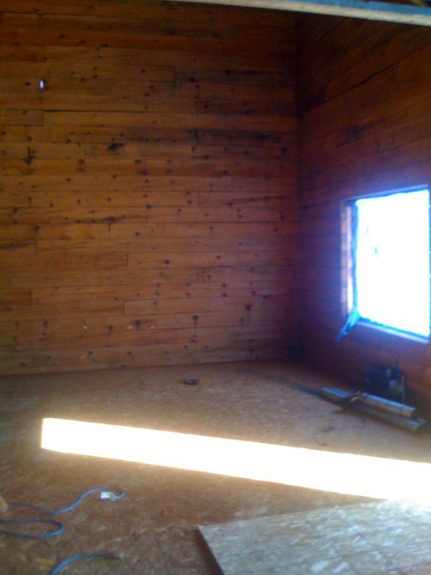 Log Cabin Build