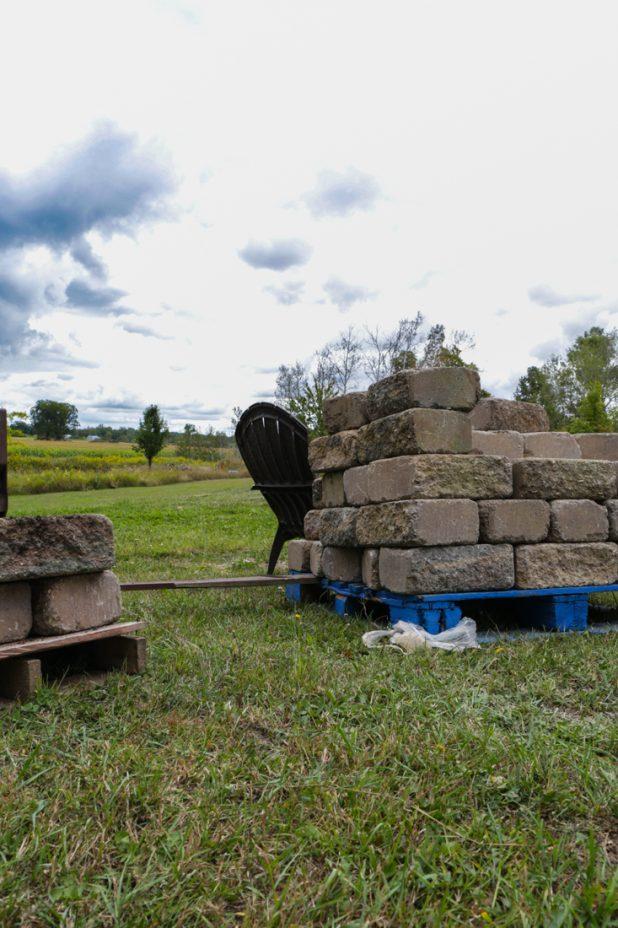 Fire Pit Landscape Stone