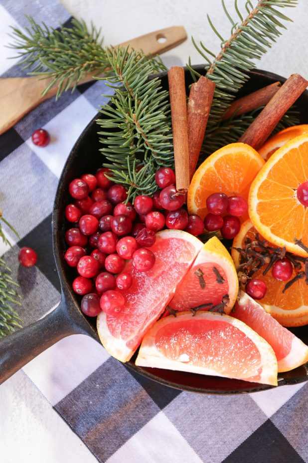 Winter Simmer Pot Recipe, Make Your Home Smell Amazing Naturally