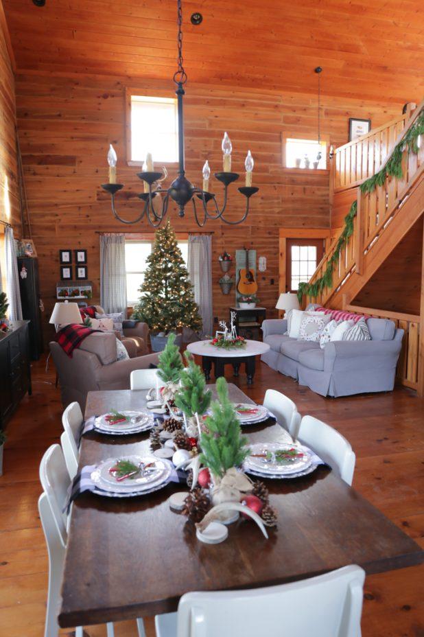 Rustic Natural Christmas Decor