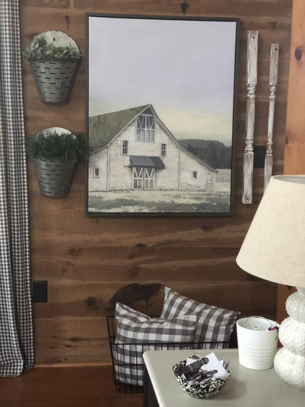Barn Print From Kirkland