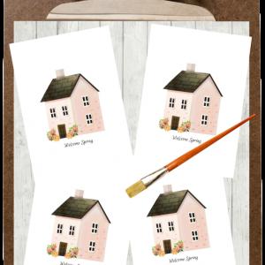 Spring Farmhouse Printable