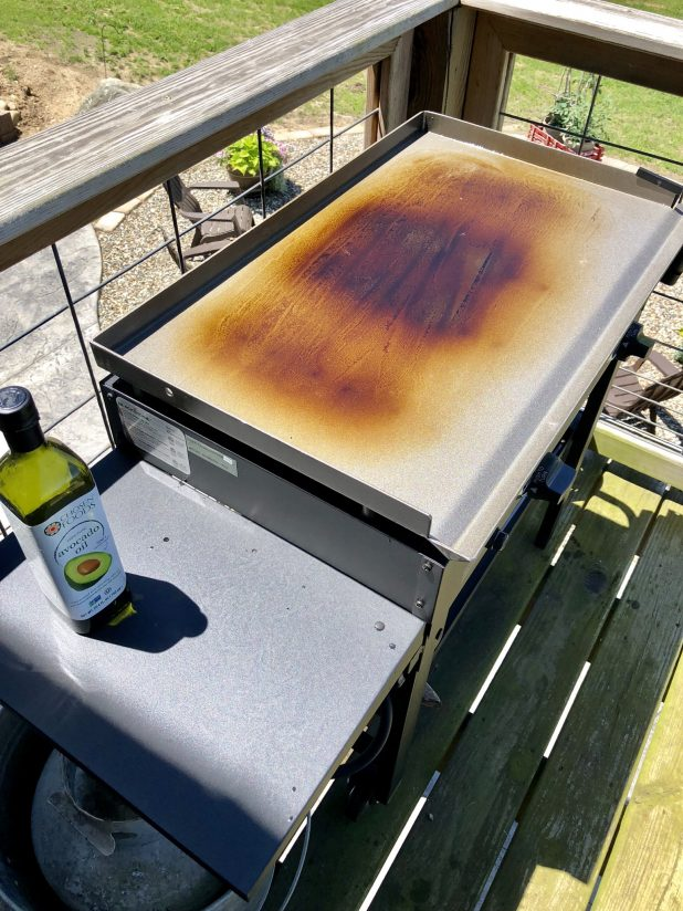 Learn How to Season a Blackstone Griddle Grill