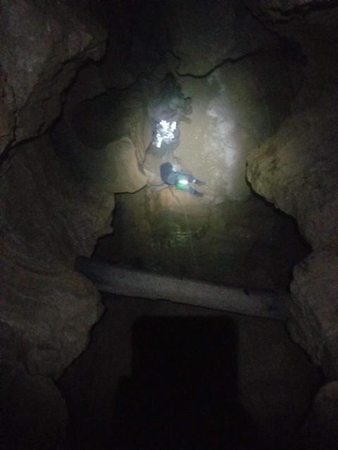 Cave Exploring Trip