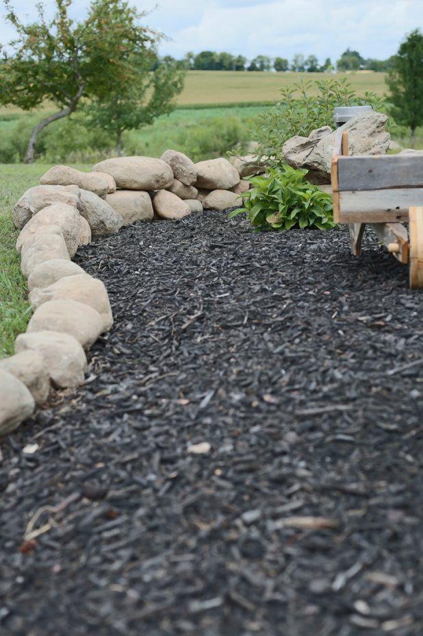 Landscape Ideas Using Rocks