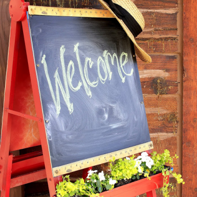 Spring-ify the Chalkboard