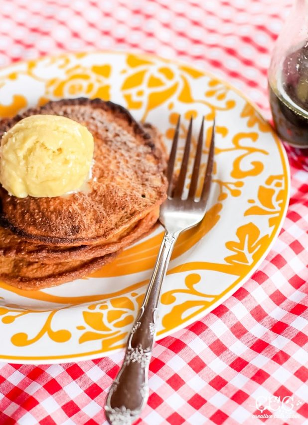 Paleo Pumpkin Pancakes | Creative Cain Cabin