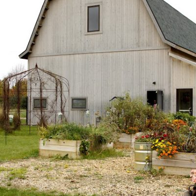 Get Hitched in the Barn