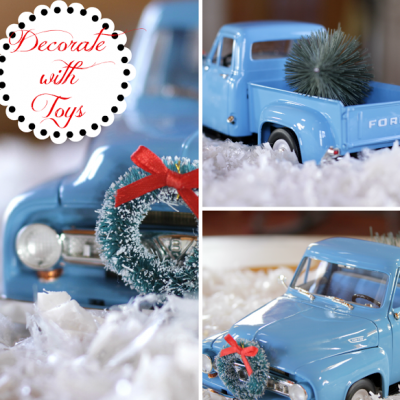 Christmas Decorating on a Budget Idea #2