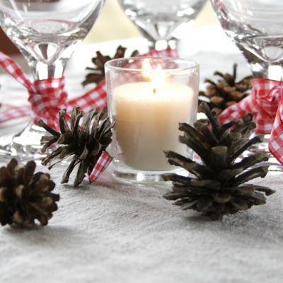 Christmas Decorating on a Budget Idea #1