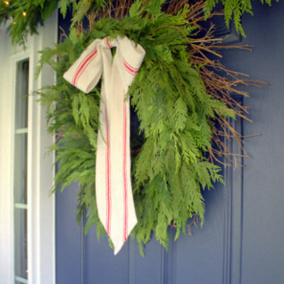 Christmas Porch – On Sutton Place
