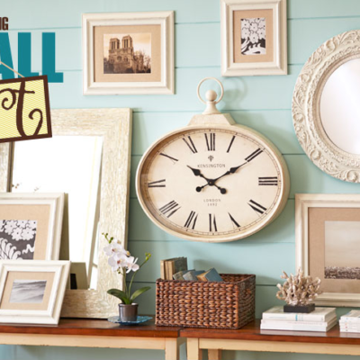 How to Hang Wall Art Tutorial