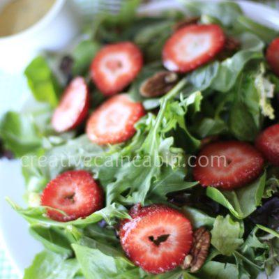4 Ingredient Summer Salad