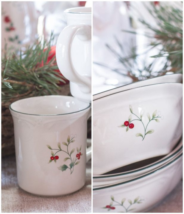 Winterberry Dishes